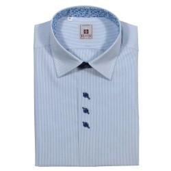 Classic Italian collar men's shirt