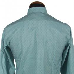 Herrenhemd in Baumwolle