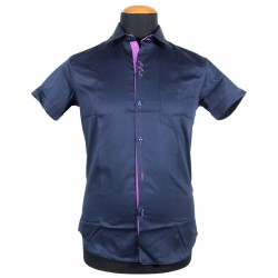 Short sleeve men's shirt VERBANIA