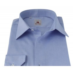Classic Italian collar men's shirt