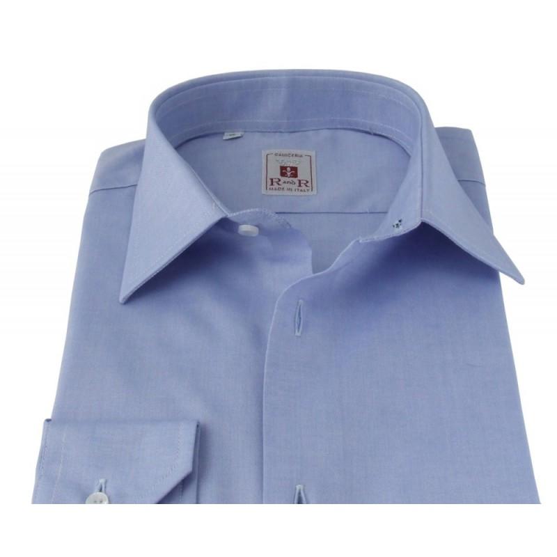Businesshemd Baumwolle Klassischer italienische