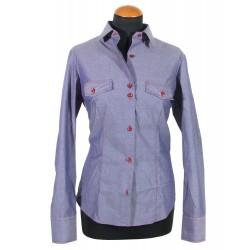 Frauen Hemd denim