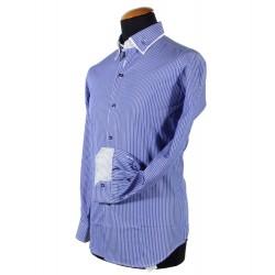 Camicia uomo azzurra