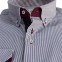 Kragen button down