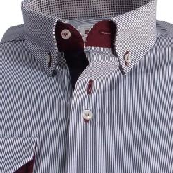 Button-down collar