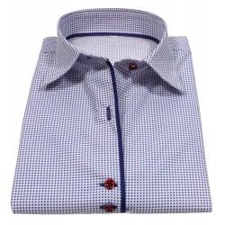 Camicia donna colletto straight