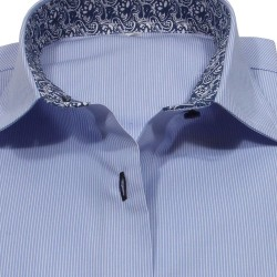 Straight collar women