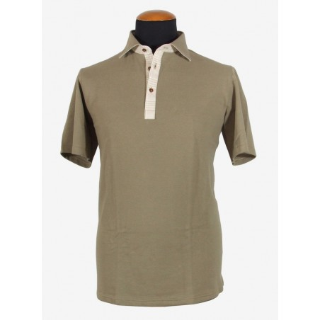 Men's polo CERVINO