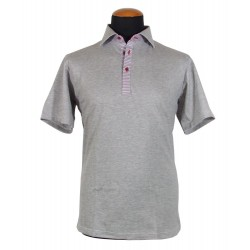 Men's polo MONTEBIANCO