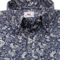 Short sleeve men's shirt BUCCINASCO