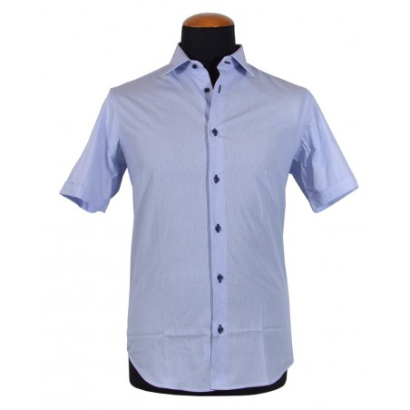 Short sleeve men's shirt LAINATE