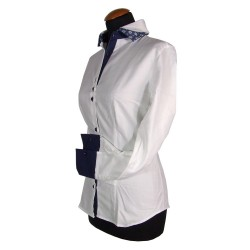 Women's shirt CLEMATIDE