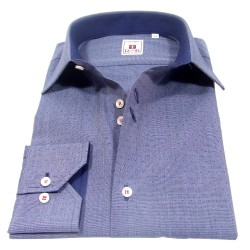 Azure men's shirt