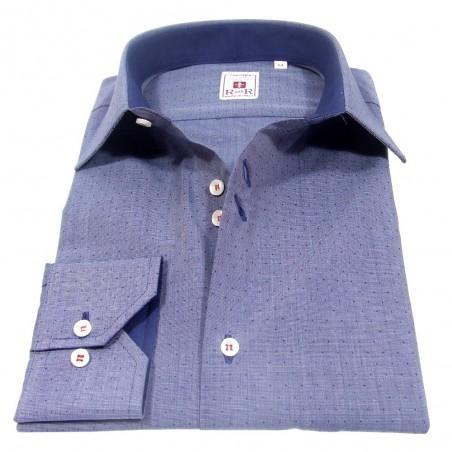 Azure men's shirt