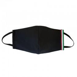 Schwarze Formmaske aus...