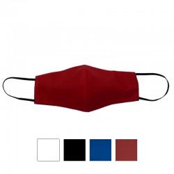 Formmaske aus Baumwolle
