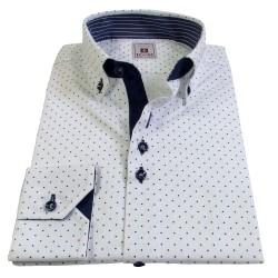 Men's custom shirt TRENTO...