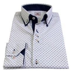 Men's custom shirt ROVIGO...