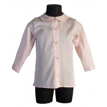 Infant's shirt RANUNCOLO ROSA