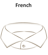 French collar